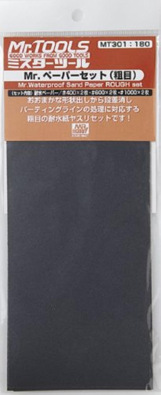 Gツール MT301 Mr.ペーパーセット (粗目)