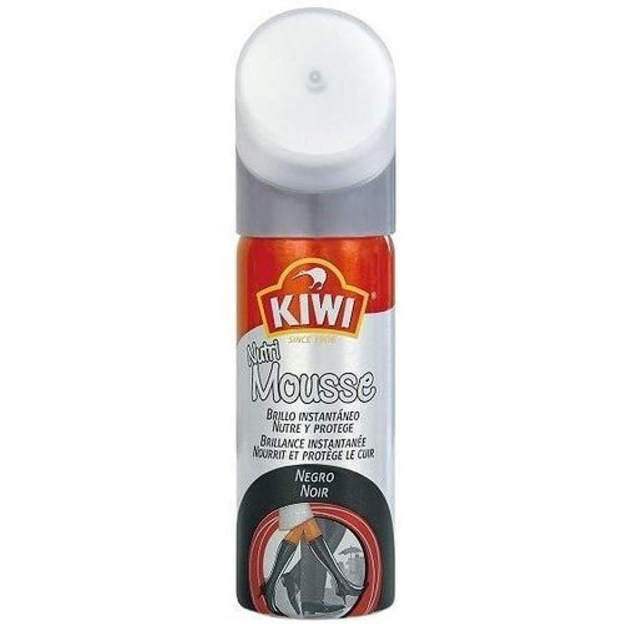 集まる億脊椎[キィウイ] ムース泡 シャインクリーム 黒