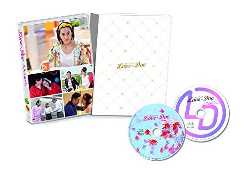 吉田羊 ラブ×ドック(初回生産限定盤)(Blu-ray Disc)
