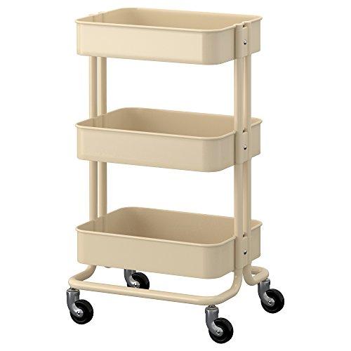 IKEA(イケア) RASKOG 00271893 キッチンワゴン ベージュ