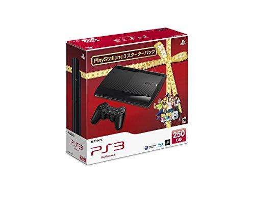 PlayStation 3 250GB スターターパック チ...