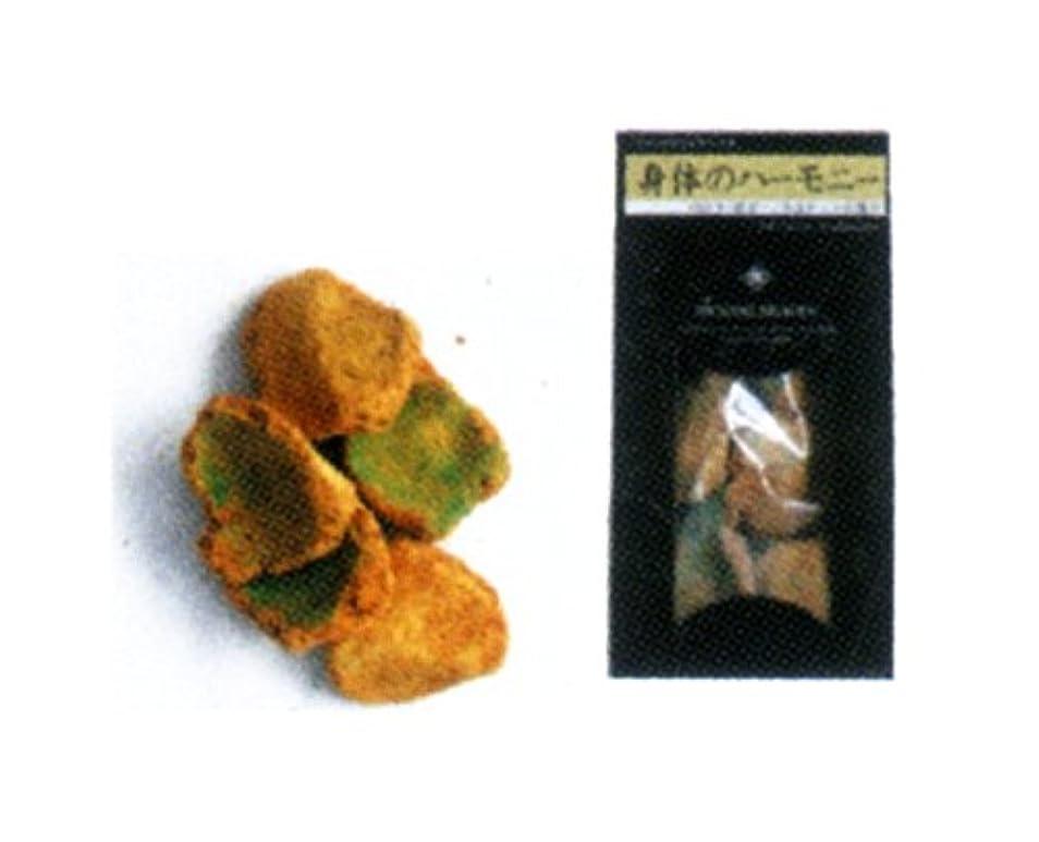 インセンスヘブン(100%天然手作りのお香) 身体のハーモニー