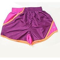【Life Bank】 ショートパンツ スポーツウェア レディース フィットネス ジョギング ウォーキング ジム ランニング ヨガ ウエストゴム