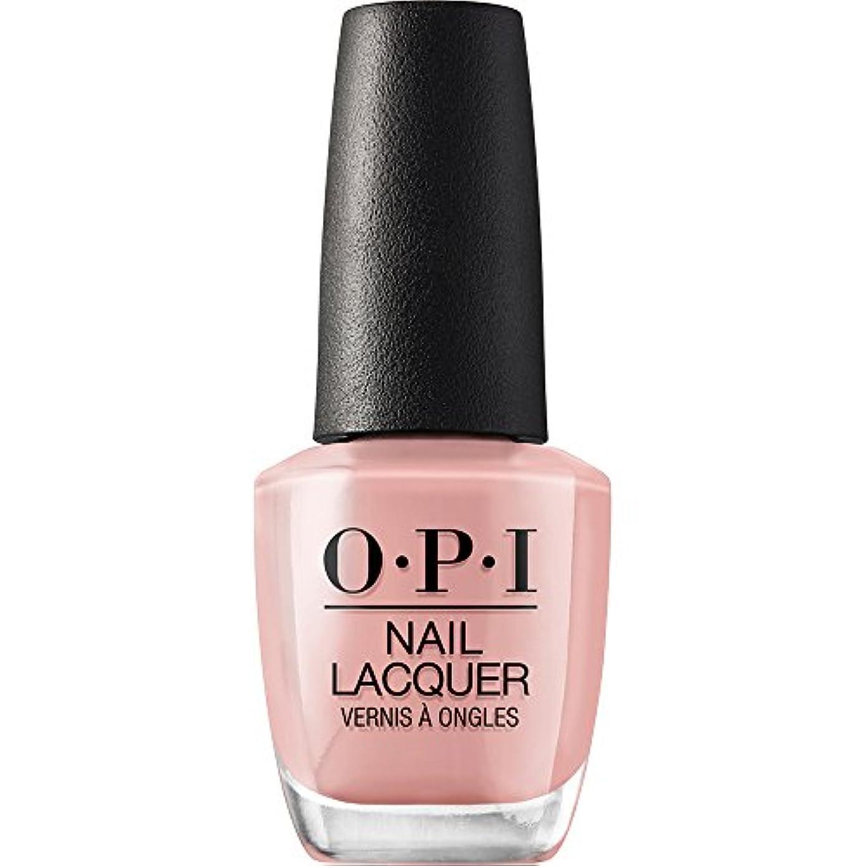 OPI(オーピーアイ) NLA15 ドルチェ デ レチェ