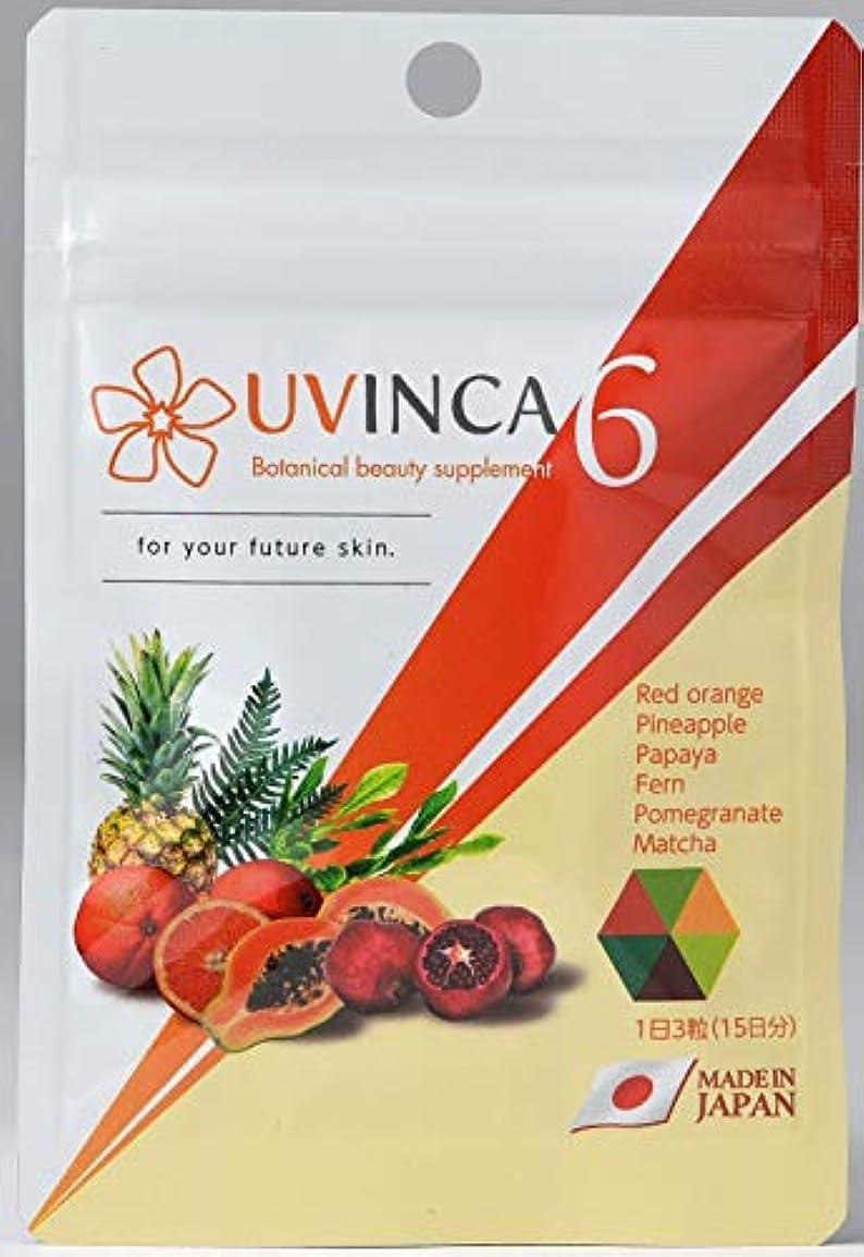 彼らはお風呂一次UVINCA6 (1袋)