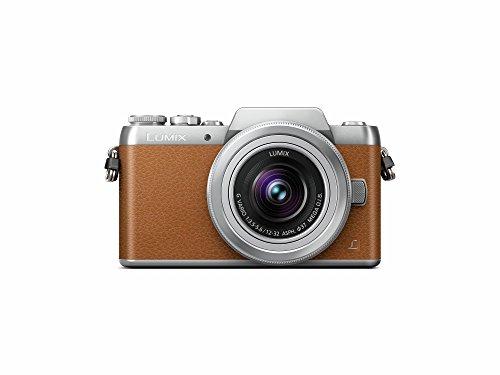 Panasonicミラーレス一眼カメラDMC-GF7ダブルズームレンズキット標準ズームレンズ/望遠ズームレンズ付属ブラウンDMC-GF7W-T