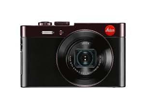【並行輸入品】Leica デジタルカメラ ライカC Typ 112 1210万画素 光学7倍ズーム ブラック 18489