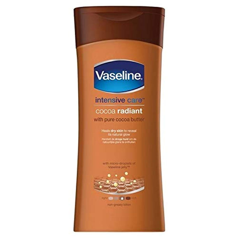 観察モナリザグリット[Vaseline ] ワセリン集中治療ココローション200Ml - Vaseline Intensive Care Cocoa Lotion 200ml [並行輸入品]