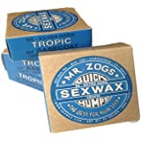 【sexwax セックスワックス】Tropicalトロピカル2個セット surf wax高品質◆高いグリップ力◆