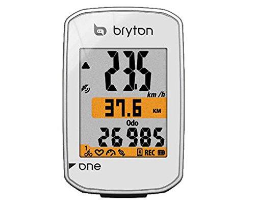 BRYTON(ブライトン) RIDER ONE C (ライダーワンC) ホワイト (ケイデンスセンサー付) TB0F0R01CWHT