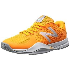 [ニューバランス] new balance テニスシューズ WC996 D (16春夏) WC996 D (16春夏) OG2 (オレンジ(OG2)/22)