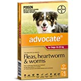 Advocate Pet Meds Dog 10-25Kg - 6 Pack
