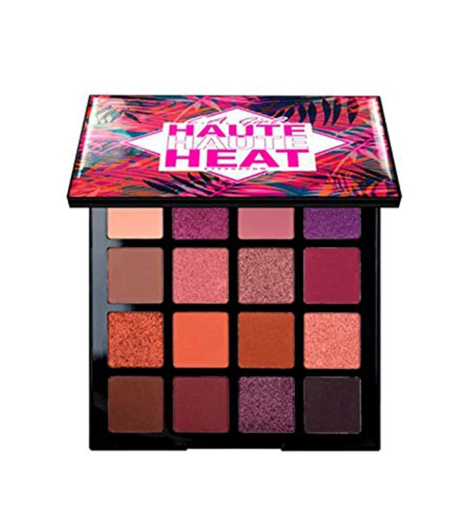 (3 Pack) L.A. GIRL Haute Haute Heat Eyeshadow - Vacay Everyday (Limited Edition) (並行輸入品)