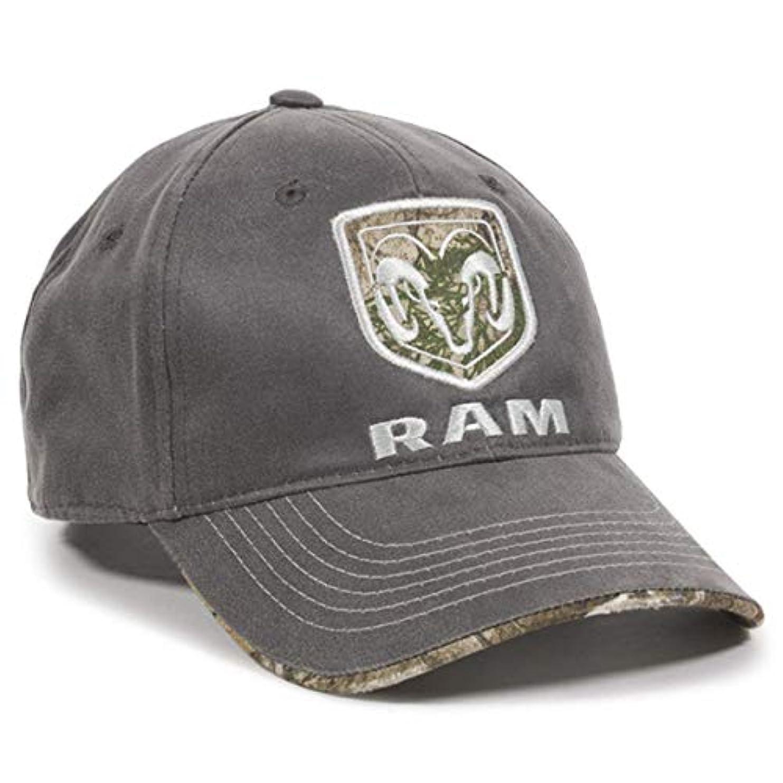 パーチナシティワイン連結するDodge Ramリアルツリーエッジ/チャコールカモハンティングアウトドア帽子/キャップ