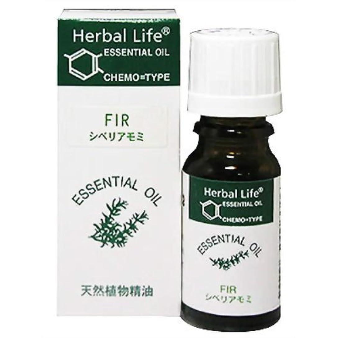 実質的兵器庫行進生活の木 Herbal Life シベリアモミ 10ml