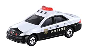 トミカ №110 トヨタ クラウン パトロールカー (箱)
