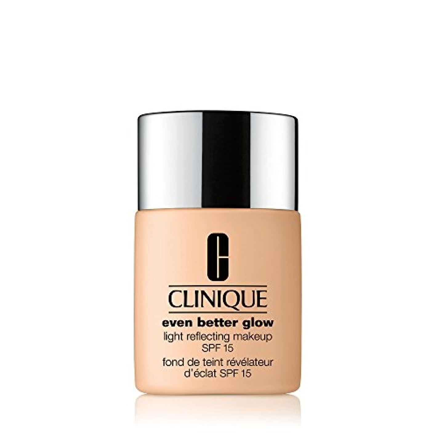 バウンスご飯まさにクリニーク Even Better Glow Light Reflecting Makeup SPF 15 - # CN 20 Fair 30ml/1oz並行輸入品