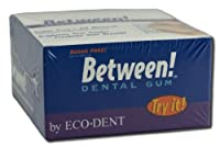 Between Dental Gum - Wintergreen - Case of 12 - by Eco-Dent