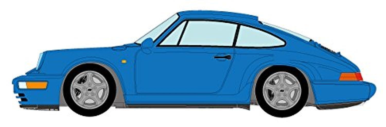 VISION 1/43 ポルシェ 911 (964) カレラ RS 1992 マリタイムブルー 完成品
