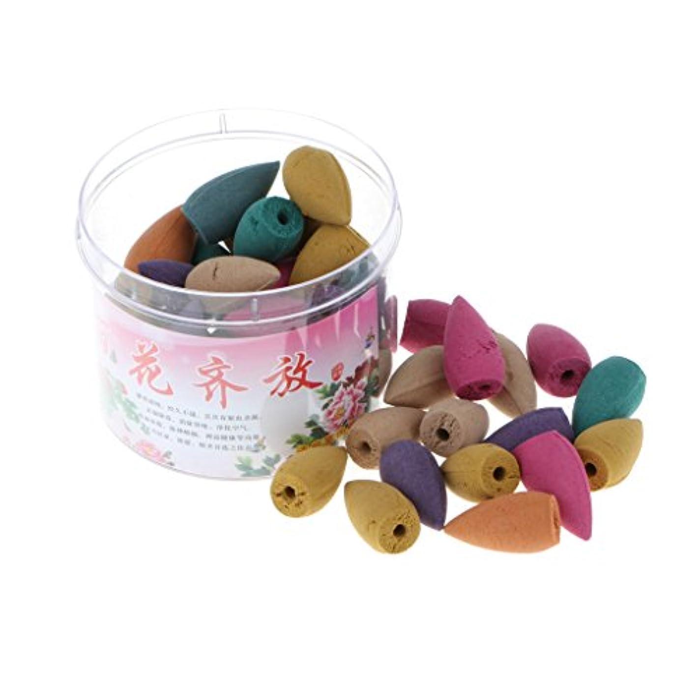 提案する有力者命令的Baosity 多種選べる 逆流香 逆流香炉用 コーン型 お香立セット プレゼント - #10