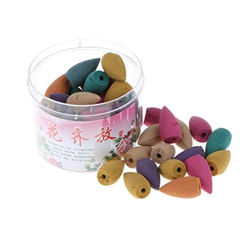 感謝小人感謝Baosity 多種選べる 逆流香 逆流香炉用 コーン型 お香立セット プレゼント - #10