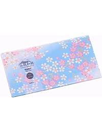 マルチケース | 高級友禅和紙 水色桜