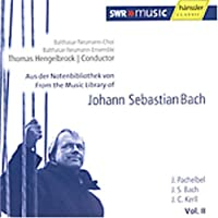 From the Music Library of J.S. Bach Vol. 2