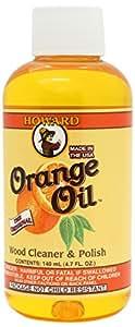 ハワード オレンジオイル 4.7オンス(140ml)