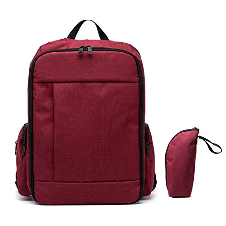 リュック マザーズバッグ レディース 大容量 多機能 ベビー用品収納 防水 ママリュックショルダーバッグ
