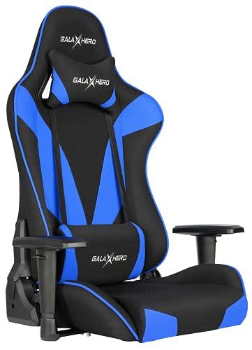 ゲーミングチェアメッシュ製,メッシュ素材のゲーミングチェア,おすすめ,通気性抜群,テレワーク,在宅勤務,デスクワーク用の椅子,GALAXHERO