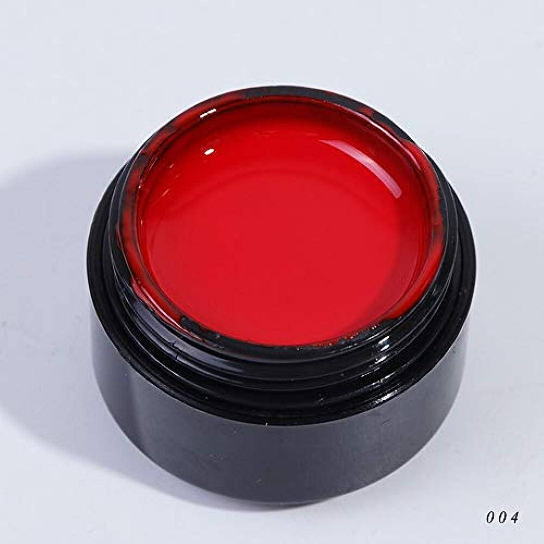 一般的にペリスコープ蒸気5ミリリットルピュアカラージェルライナーネイルアート絵画パターンゴールドシルバーdiyマニキュアデッサン塗装点線ネイルジェルニスSAA10 4