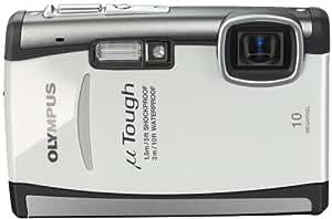 OLYMPUS 防水デジタルカメラ μTOUGH-6000 ホワイト μTOUGH-6000WHT