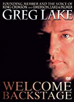 Welcome Backstage [DVD]
