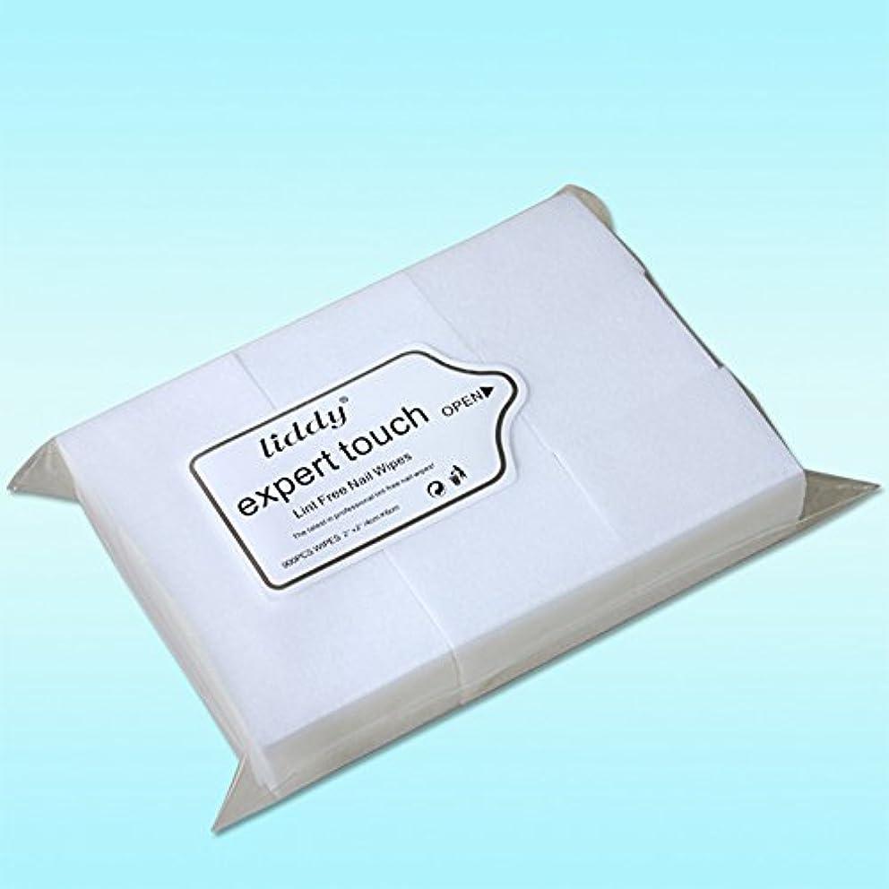 疫病笑体系的にRaiFu ネイルワイプ 不織布 ネイル コットン ポリッシュ ナプキン ジェル リムーバー マニキュア アクセサリー 900枚入り