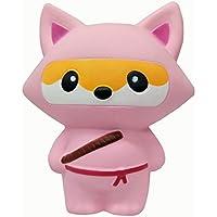 指人形絶妙な楽しい犬香りつきSquishyチャームスーパーSlow Risingシミュレーション子供のおもちゃ、楽しいコレクションStress Relief Toy ( Cartoon Cat )