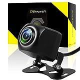 CAR ROVER バックカメラ 業界初100万画素 1080P HD画質 高画質 魚眼レンズ 125°角度調整OK IP68防水 高性能バックカメラ バックモニター 車載カメラ コンパクト ハイビジョン MCCDチップ搭載 一年保証