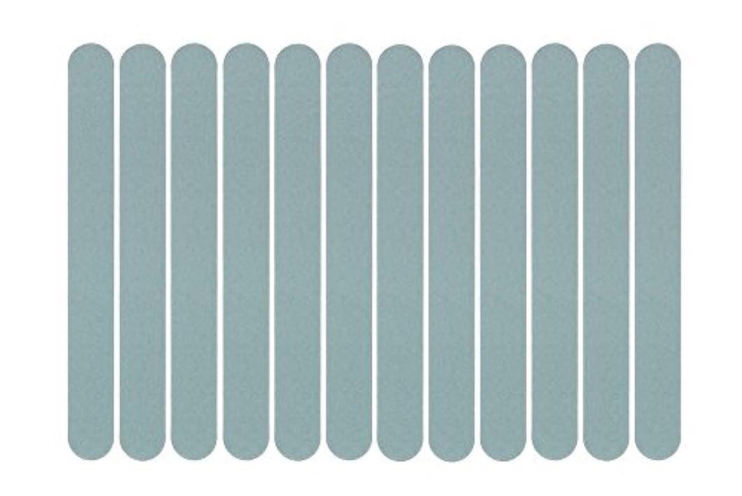 健康的アクチュエータアルプス【12本セット】 2way シャイナー 爪やすり 爪磨き 爪のお手入れ つや出し マニキュア 除去 に