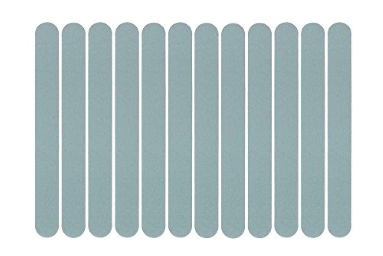 書き出す国スキル【12本セット】 2way シャイナー 爪やすり 爪磨き 爪のお手入れ つや出し マニキュア 除去 に
