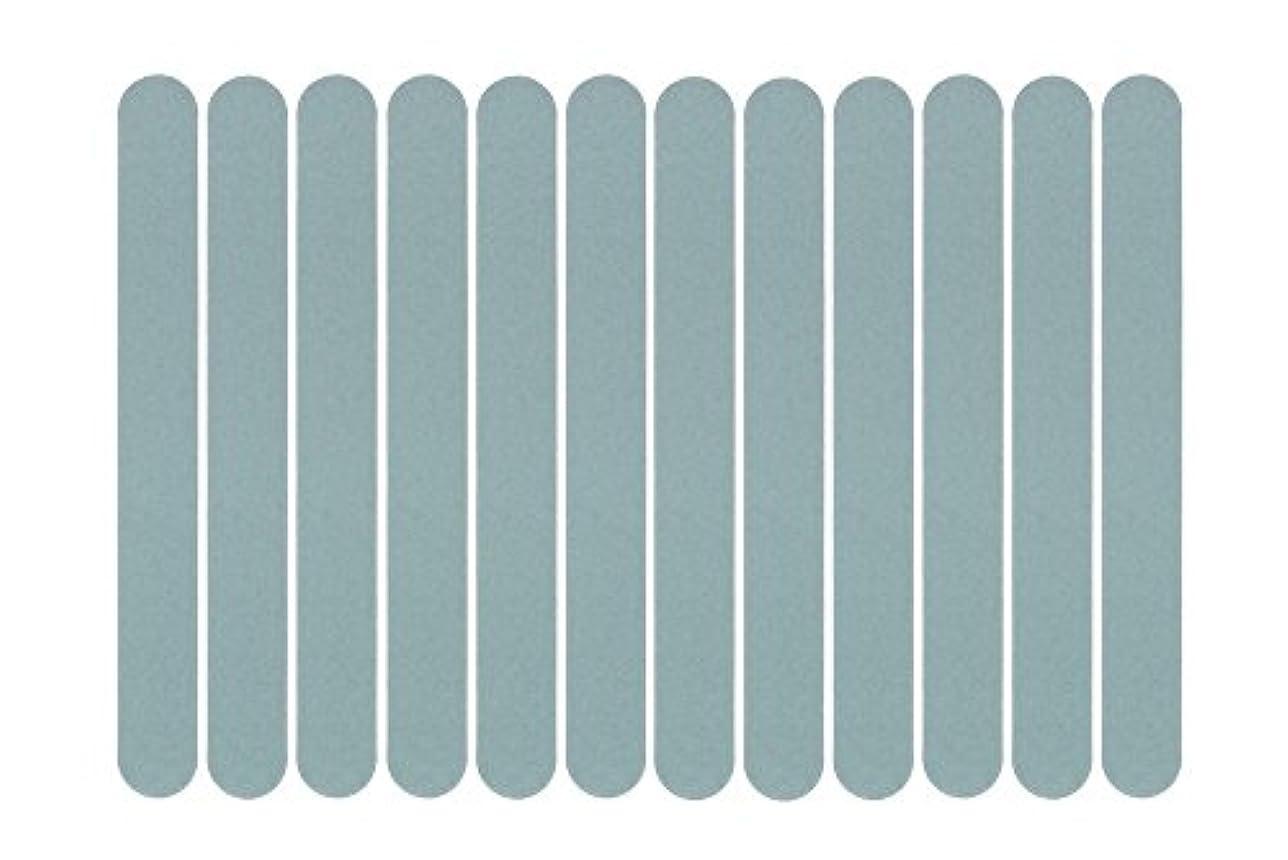 数学無実可能性【12本セット】 2way シャイナー 爪やすり 爪磨き 爪のお手入れ つや出し マニキュア 除去 に