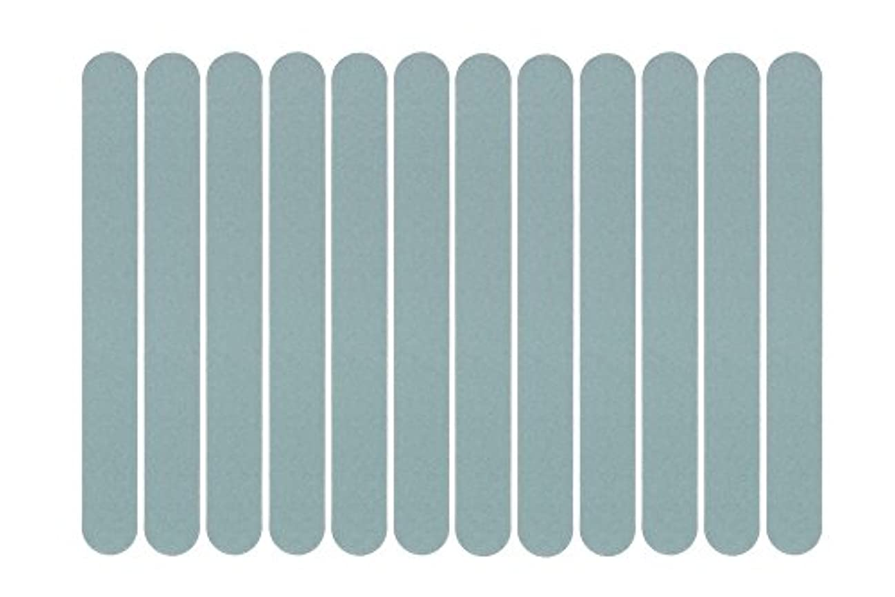 壮大ワインクリア【12本セット】 2way シャイナー 爪やすり 爪磨き 爪のお手入れ つや出し マニキュア 除去 に