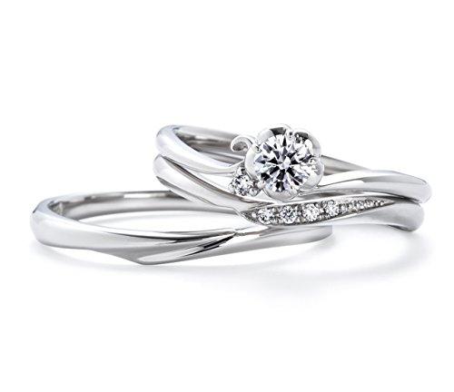 [해외]LEGAN 약혼 반지 &  메리지 링 3 개 세트 PT900 다이아몬드 감정서 첨부 여성 3 ~ 18 호 남자 5 ~ 24 호 각인 서비스 대응/LEGAN engagement ring &  three marriage rings set PT900 Diamond certificate with ladies 3 to 18 mens 5 to 24 engravi...
