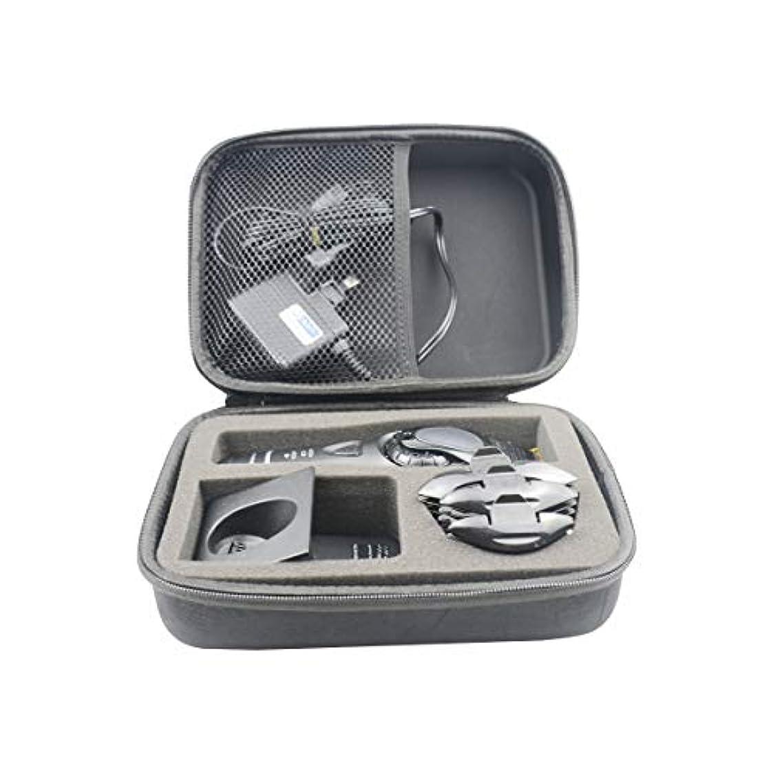 形人気のかび臭いSANVSENパナソニックER-GP80 Kプロフェッショナルヘアクリッパーハードスーツケース