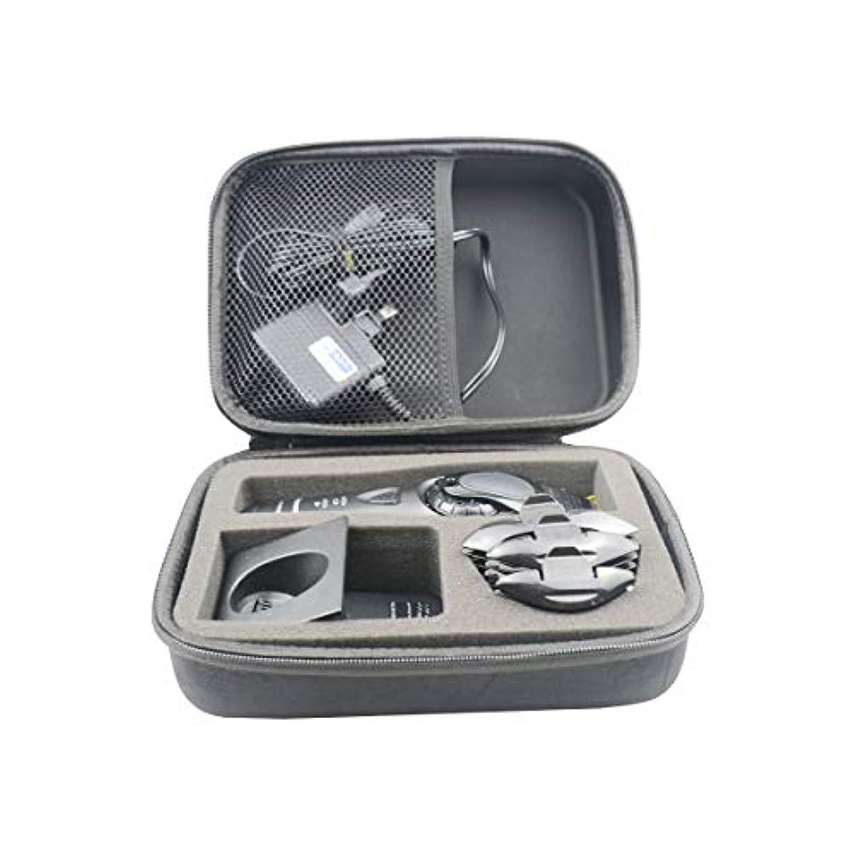 コンサルタント忌み嫌うかび臭いSANVSENパナソニックER-GP80 Kプロフェッショナルヘアクリッパーハードスーツケース