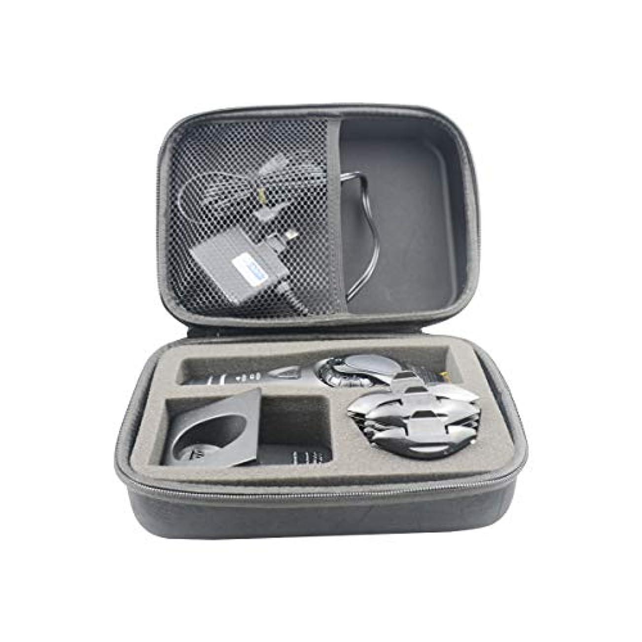 アルカトラズ島キャンドル手段SANVSENパナソニックER-GP80 Kプロフェッショナルヘアクリッパーハードスーツケース