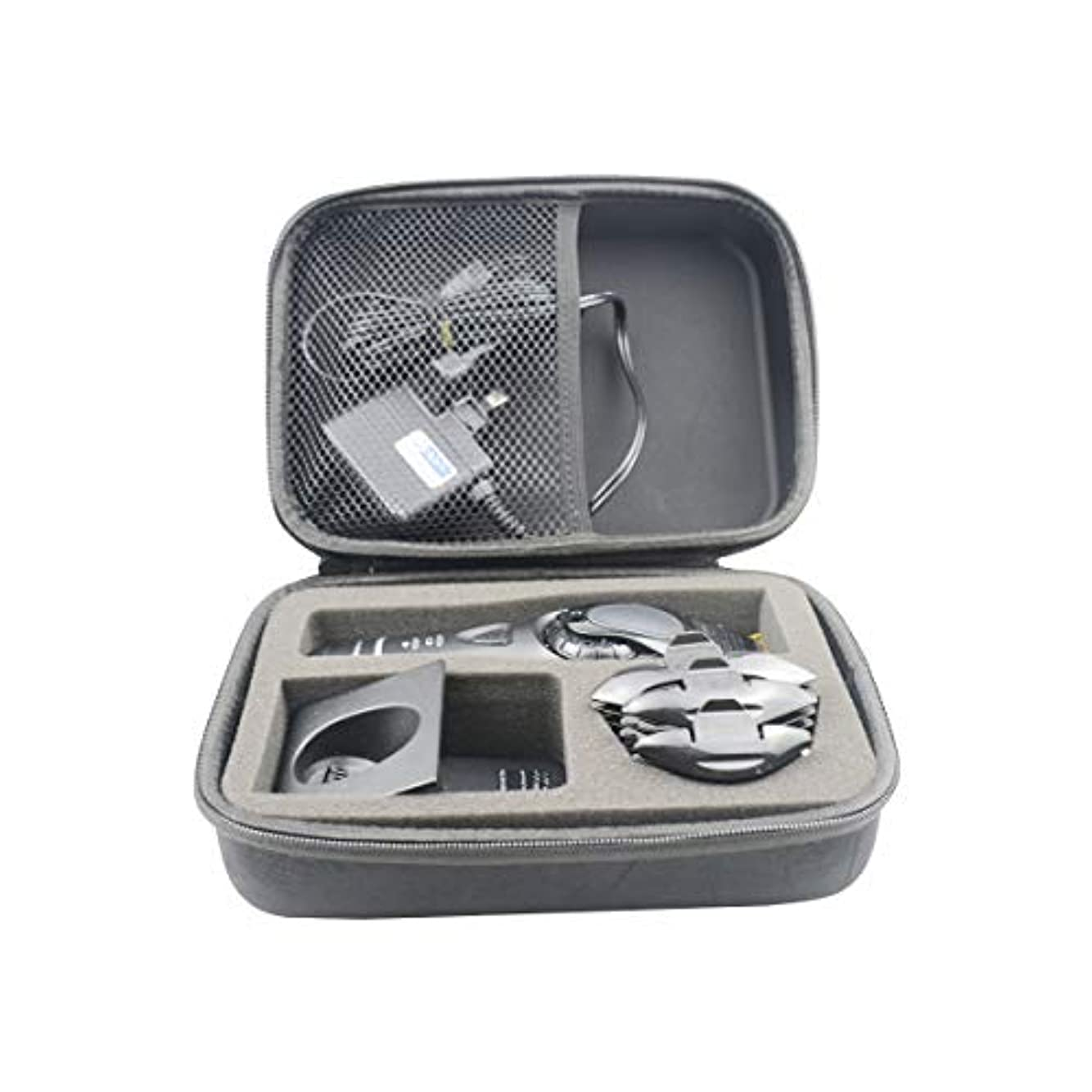 姿を消す美的ナビゲーションSANVSENパナソニックER-GP80 Kプロフェッショナルヘアクリッパーハードスーツケース