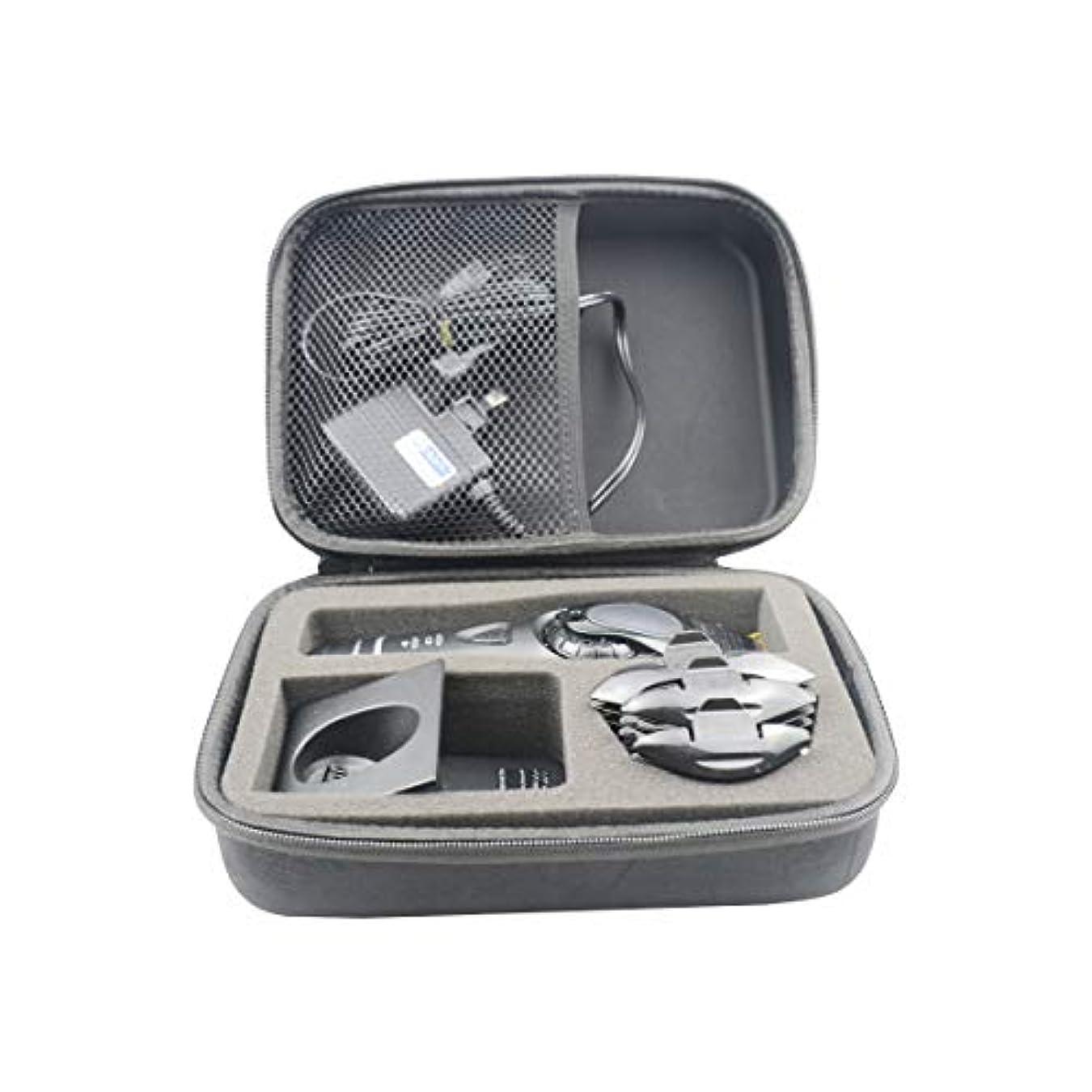 わかる系譜クアッガSANVSENパナソニックER-GP80 Kプロフェッショナルヘアクリッパーハードスーツケース