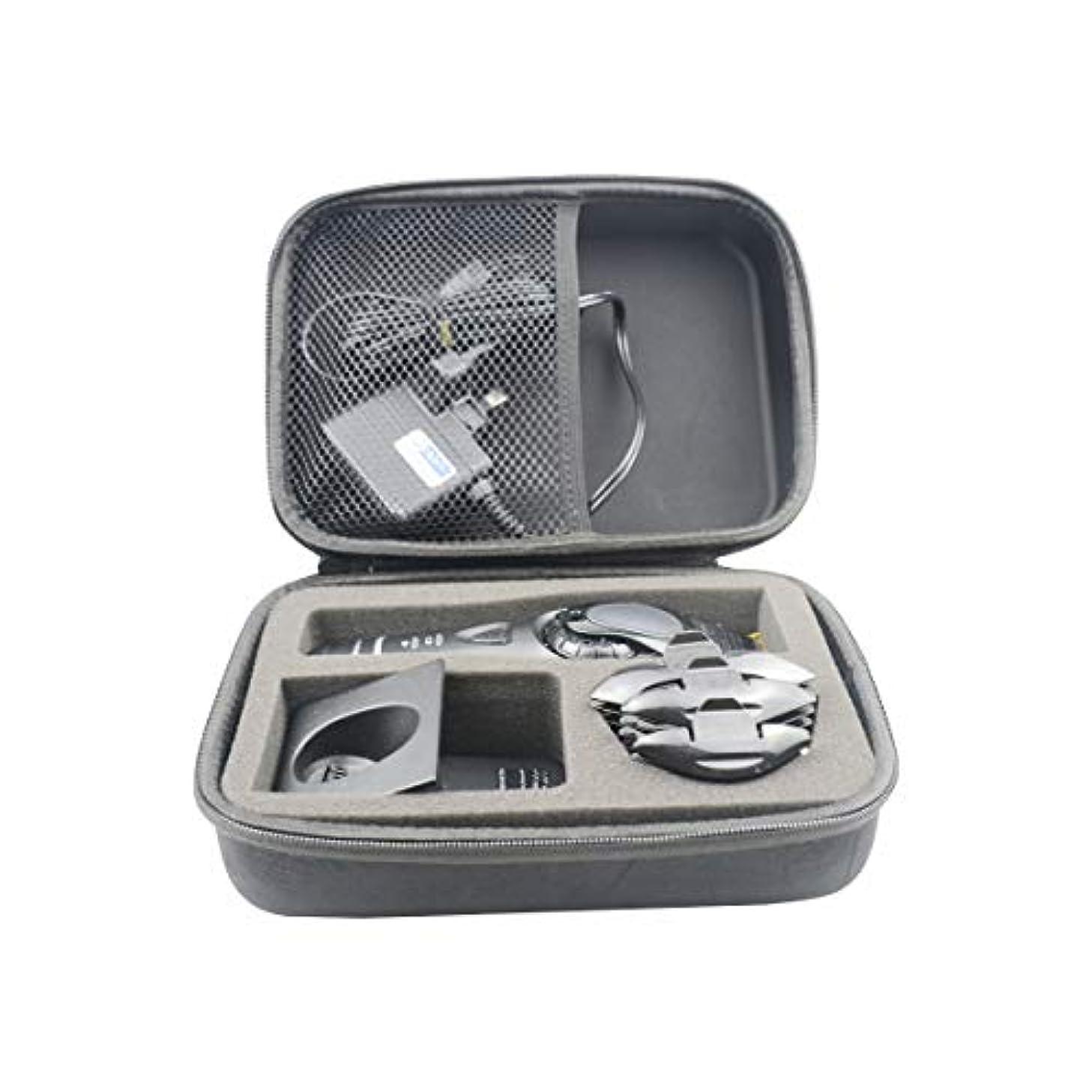 タービン収穫アジテーションSANVSENパナソニックER-GP80 Kプロフェッショナルヘアクリッパーハードスーツケース