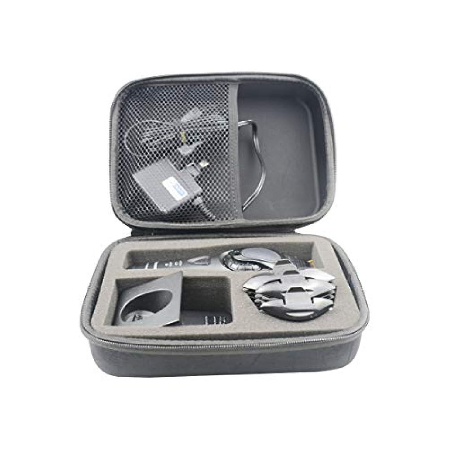 バイアス汚いにもかかわらずSANVSENパナソニックER-GP80 Kプロフェッショナルヘアクリッパーハードスーツケース