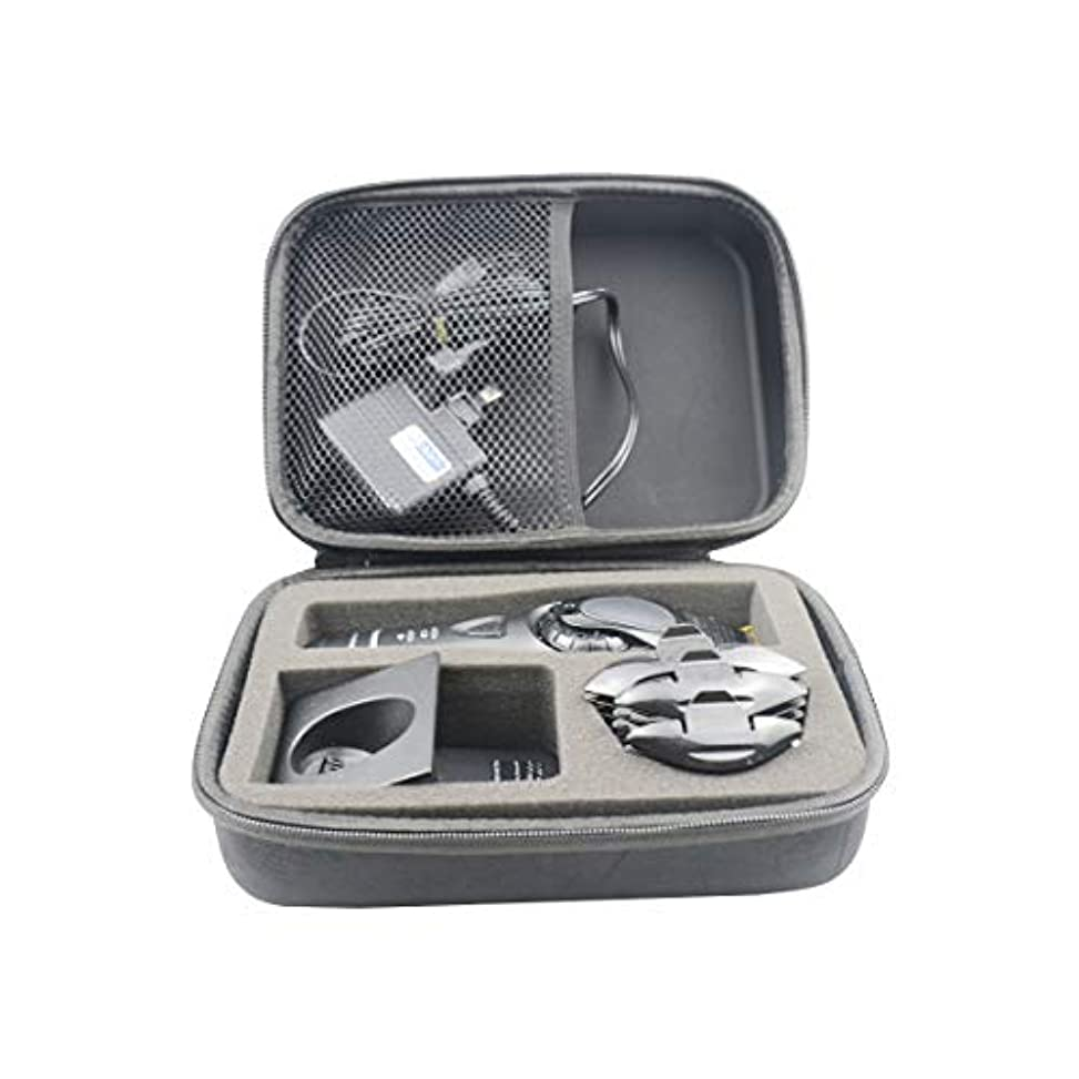 バインド水陸両用英語の授業がありますSANVSENパナソニックER-GP80 Kプロフェッショナルヘアクリッパーハードスーツケース