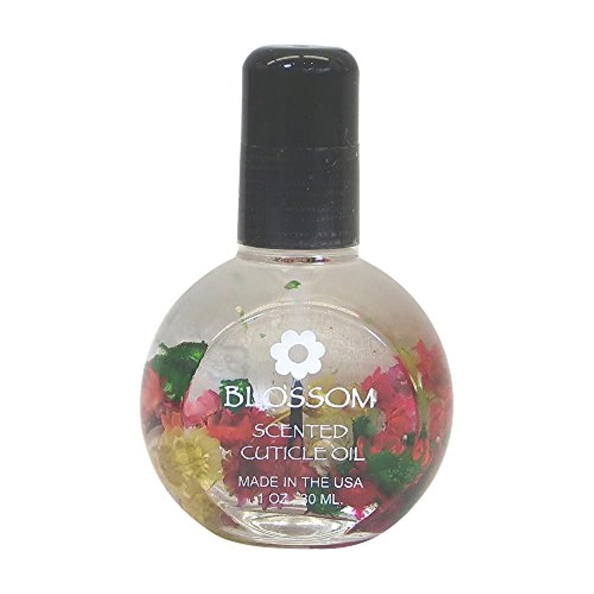 バイバイシーン葉巻Blossom ネイルオイル フラワー ハイビスカス 30ml